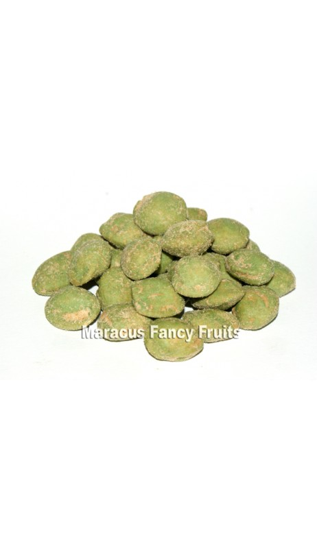 Erdnüsse in Wasabi
