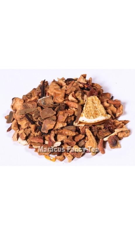 Früchtetee mit Orange-Vanille-Zimt-Geschmack