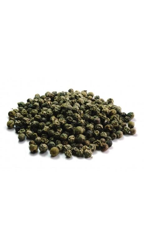 Pfeffer, grün, luftgetrocknet, keimreduziert orig.indisch