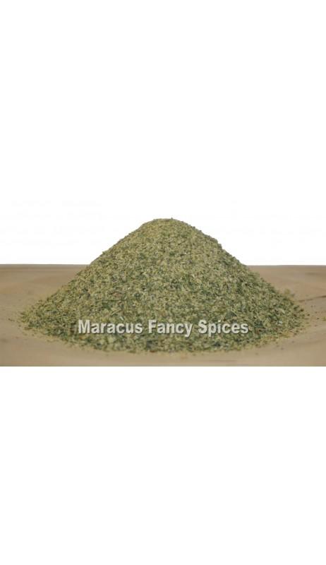 Tzatziki Gewürzzubereitung mit Salz