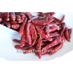 Chillies ganz, kräftig rot, 4-7cm