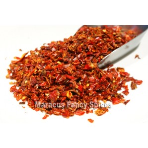 Paprika-Flocken, rot, orig. chinesisch