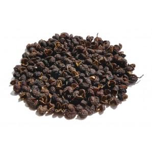 Szechuan Pfeffer schwarz, ganz, beste Qualität