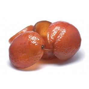 Orangeat, halbe Schale