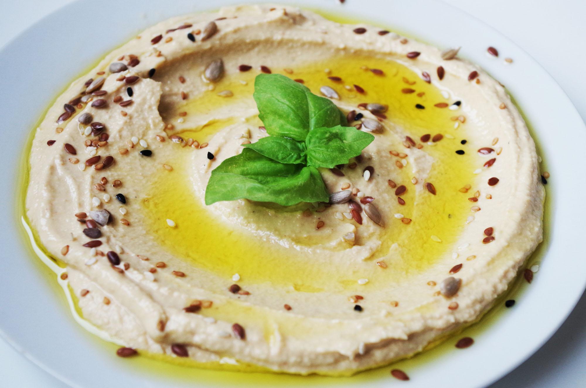 Hummus al Tahini