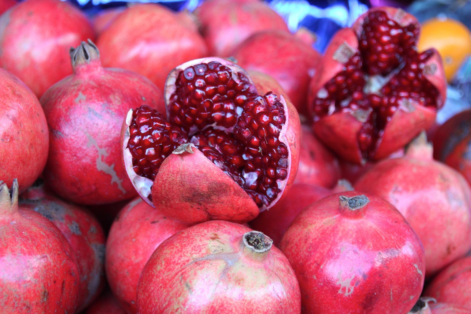 #9 Granatapfel – Speise der Götter