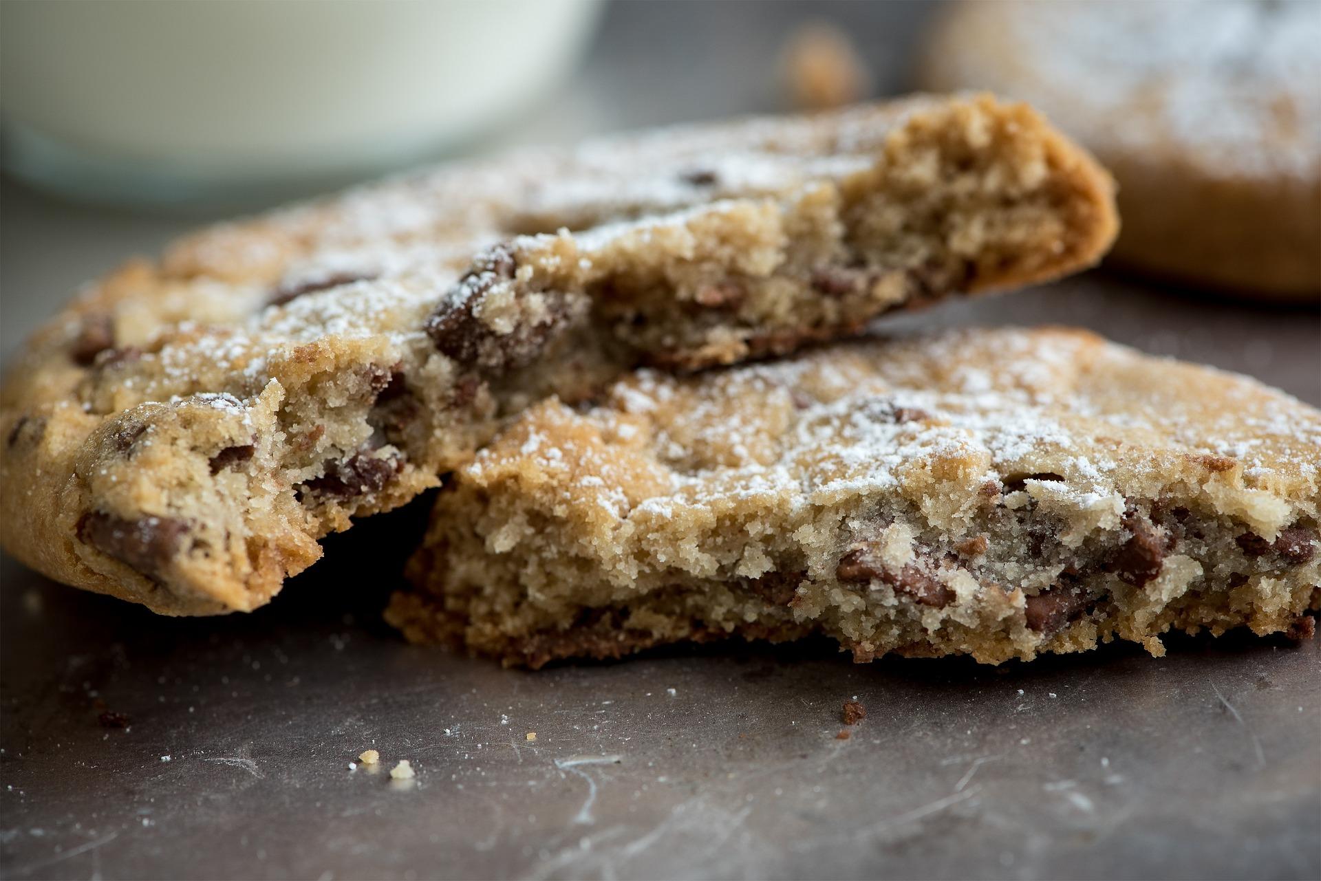 Cranberry Cookies Rezept mit Walnüssen Rezept
