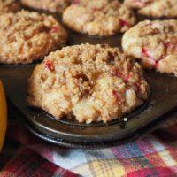 Cranberry Muffins Rezept mit Buttermilch hier entdecken!
